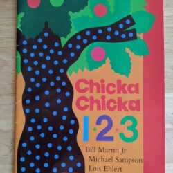 Chicka Chicka 123 Book