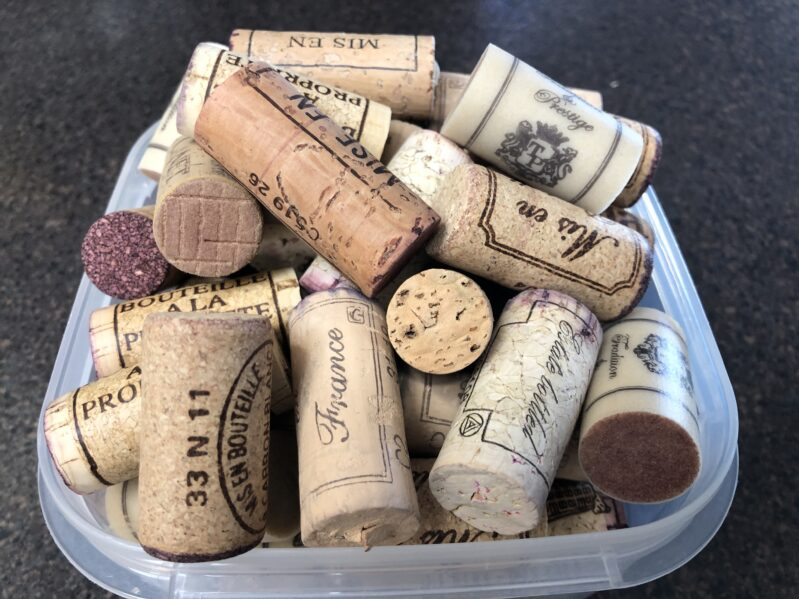 We've put together a collection of things to do with wine corks. Try out some or all of these fun and simple wine cork activities for kids!