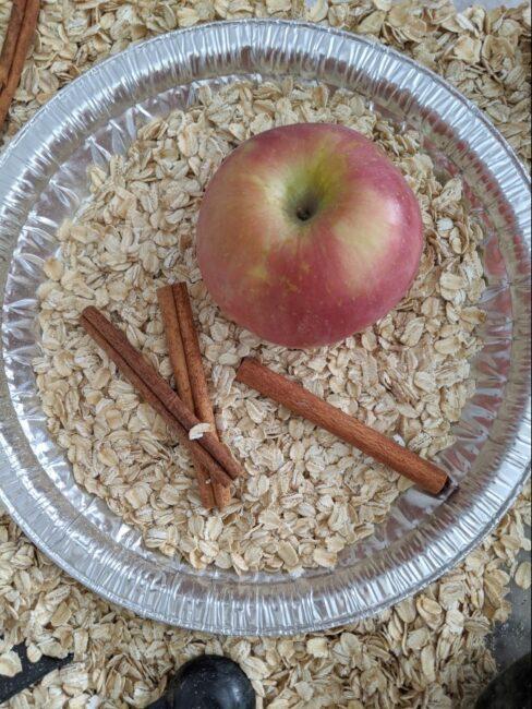 Apple Pie Pretend Play