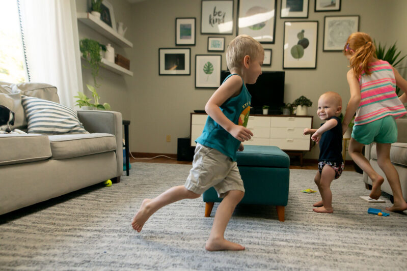 Dance, jump, and shake with these 12 action songs for preschoolers.