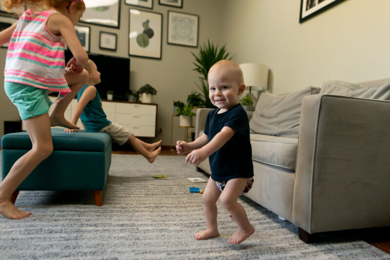 Get your preschoolers up and moving with this list of action songs.