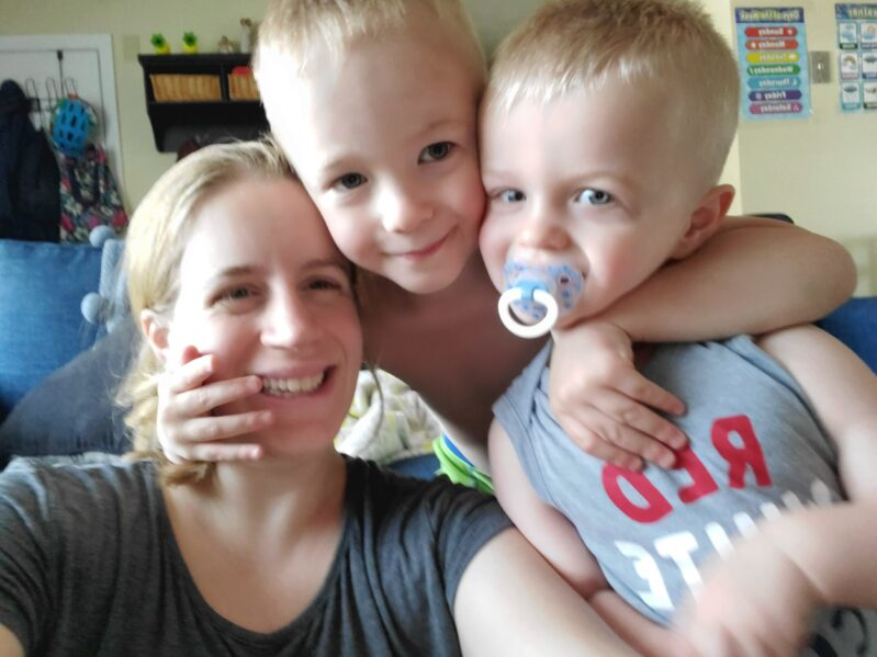 Meet Kayla, our Member of the Month for the Activity Room. Read her tips on how to do activities with a toddler and preschooler together!
