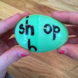 Green Egg Word Family - BonBon Break