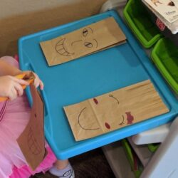 Paper Bag Haircuts - Hands On As We Grow
