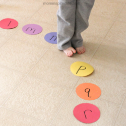 Rainbow Hop Letter Sounds - Fun Learning for Kids