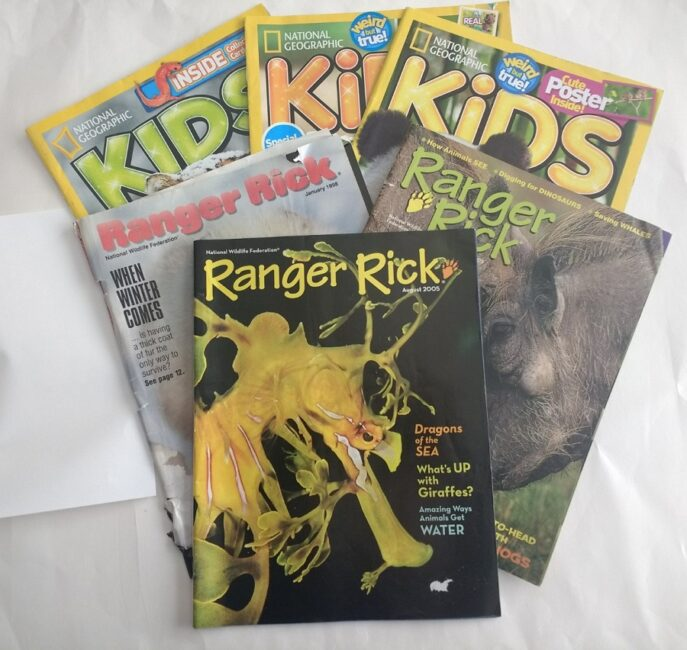 magazines for crafts