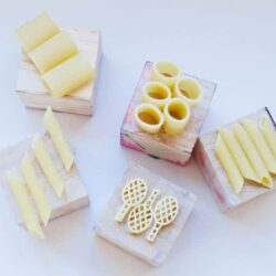 DIY Pasta Stamps (Hands On As We Grow)