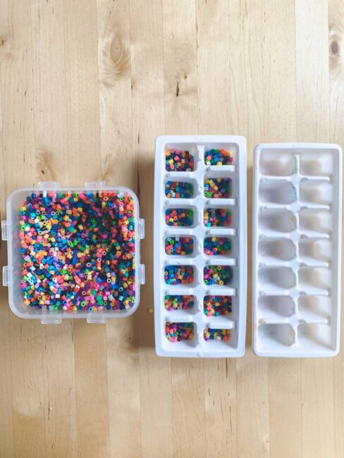 supplies to freeze beads