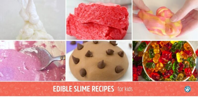 Sink your hands in and try out these fun recipes for how to make slime at home using all kinds of supplies including DIY edible slime!